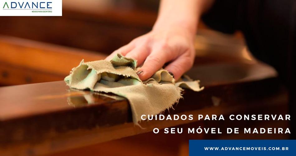 Cuidados para conservar o seu móvel de madeira