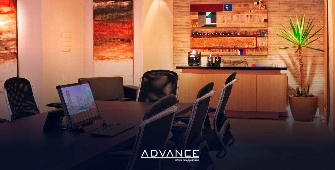 Crie um escritório harmonioso escolhendo bem os móveis corporativos