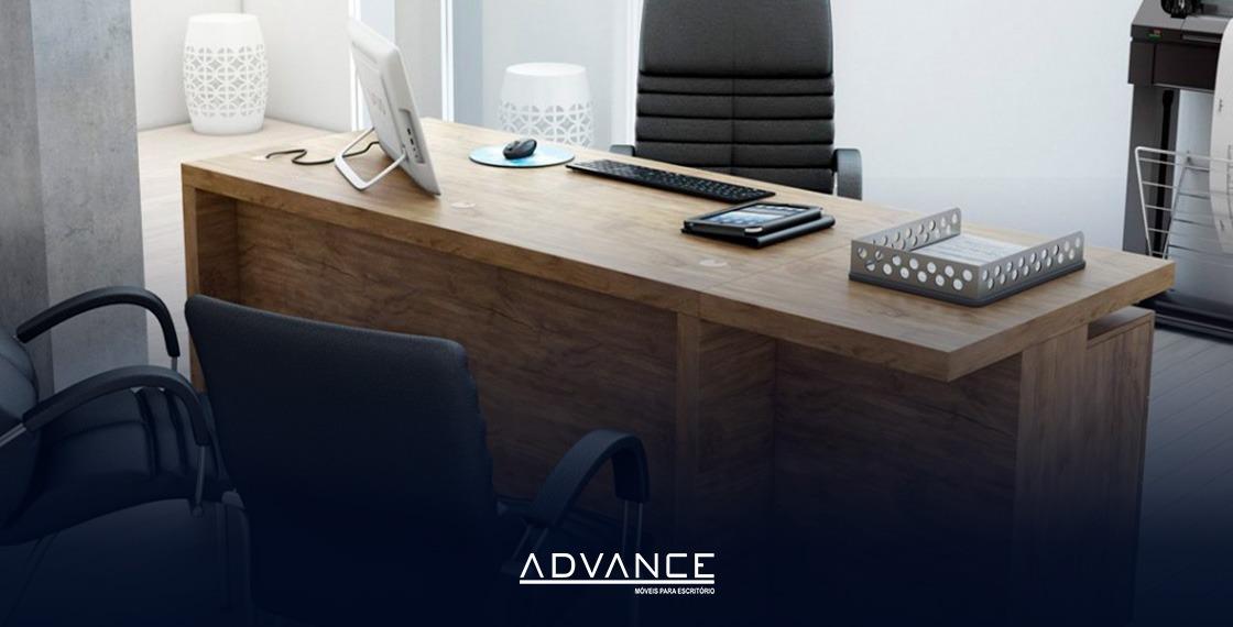 Entenda qual a mesa de escritório ideal para cada ambiente
