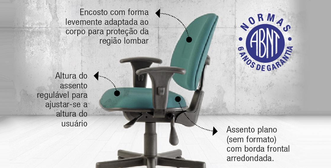 Você sabia que os móveis ergonômicos para escritórios melhoram a saúde do seu colaborador?